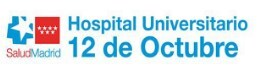 hospital 12 de octubre teléfono