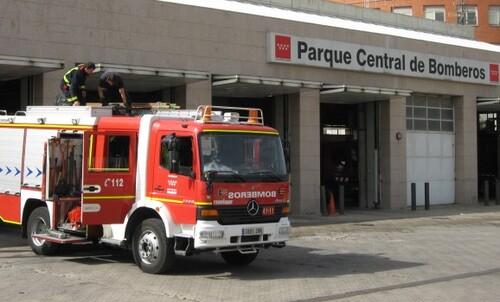 tel?fono bomberos madrid gratuito